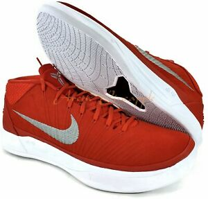 Nike-Kobe-A-D-AD-MID-RED-Men-039-s-Size-16-5-Basketball-Shoes-Red-942521-600-NWOB