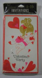 Sealed Vintage Gibson Valentine S Day