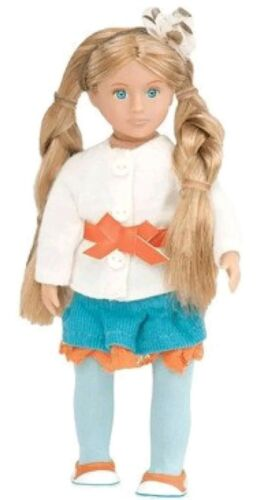 """New retired Our Generation Mini Girl 6/"""" Sadie Doll American Fast Shipping!"""