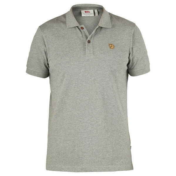 Fjallraven  Ovik Polo Camisa gris (F81511)  Obtén lo ultimo