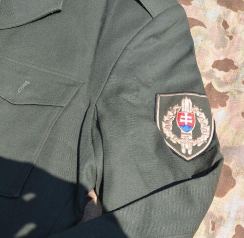 Ausgehjacke mit Abzeichen wie NEU Uniformjacke 5xOriginal CZ//SK Jacke