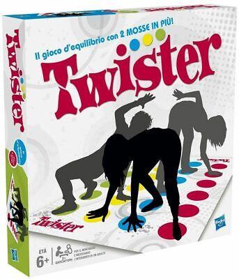 Acquista A Buon Mercato Hasbro - Twister Gioco Di Società [versione Italiana] Sconto Complessivo Della Vendita 50-70%