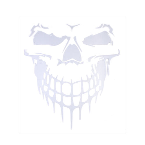 1PC Skull Car Hood Decal Vinyl Large Graphic Sticker SUV Truck Tailgate Window