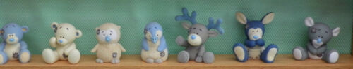 My Blue Nose Friends *-* FIGURINES ANIMAUX B *-* choisissez votre préféré *-*