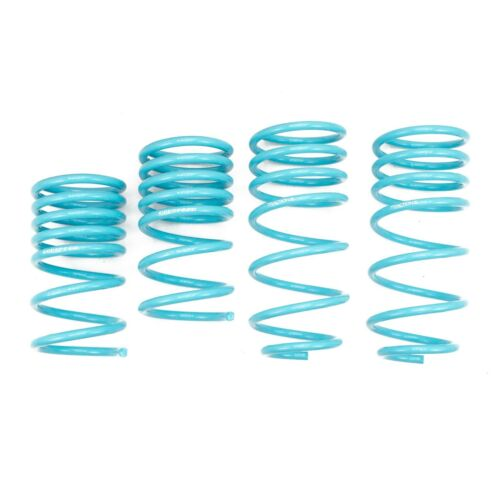 """GODSPEED GSP TRACTION-S LOWERING SPRINGS SET 01-12 FORD ESCAPE F1.5/"""" R1.5/"""""""