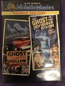 THE GHOST OF DRAGSTRIP HOLLOW / THE GHOST IN THE INVISIBLE