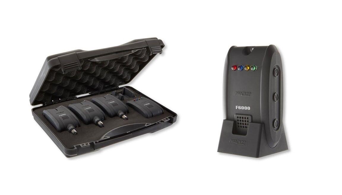 Cormoran Pro Carp F-6000  Bissanzeiger Set 3+1 Bite Indicator Bissanzeige  hottest new styles