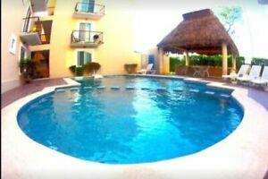 Departamento en venta en Playa del Carmen. CO333