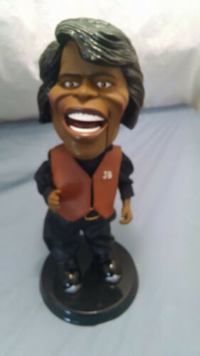 "Gemmy Industries Dancin' Shoutin' James Brown Animated Doll 18"" NO Box"