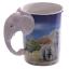 thumbnail 46 - Animal Shaped Handle Ceramic Mug Tea Coffee Cup Novelty Gift Jungle Tropical