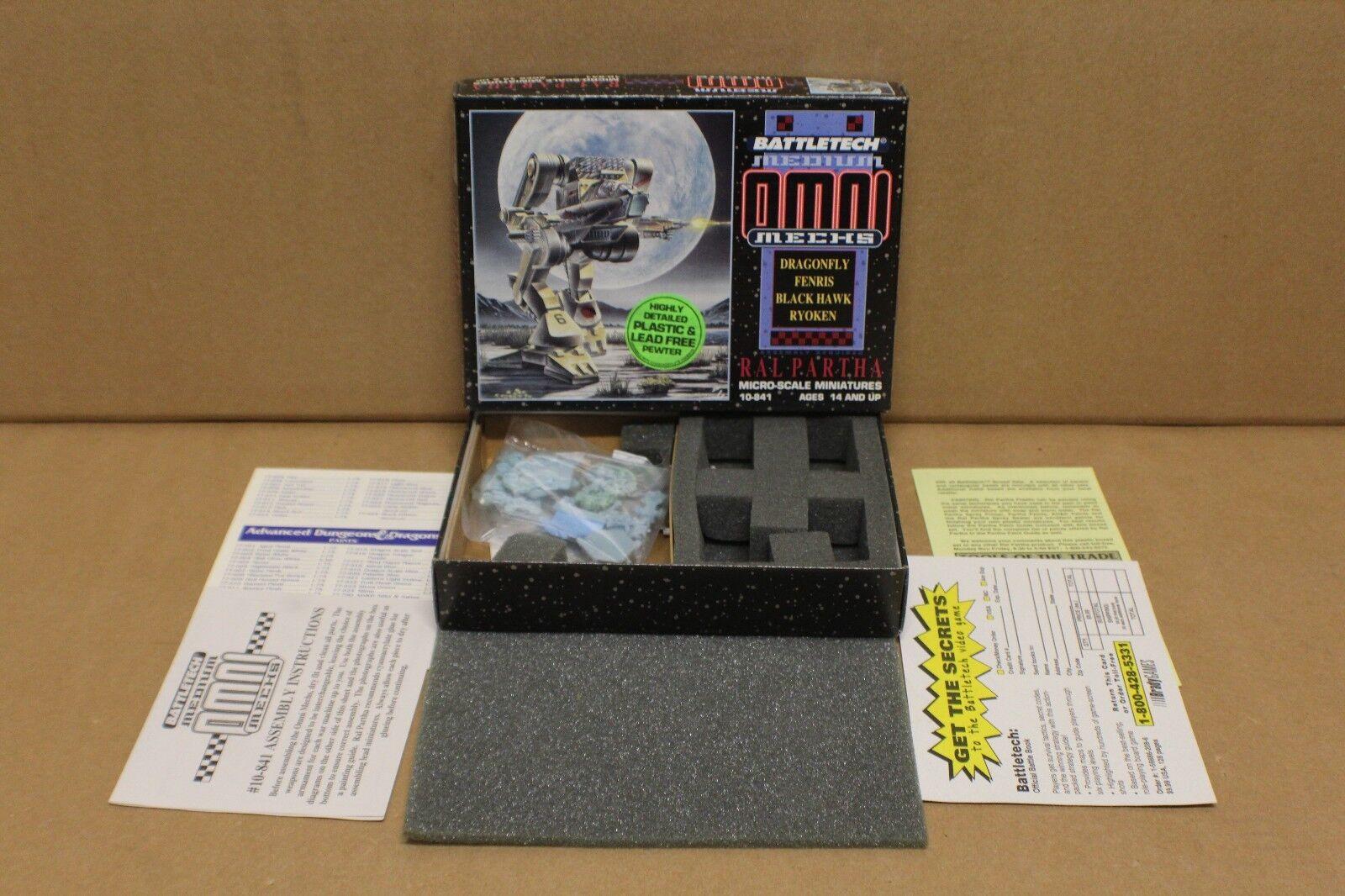 Der partha battletech mini - medium omni mechs 10-841 a2