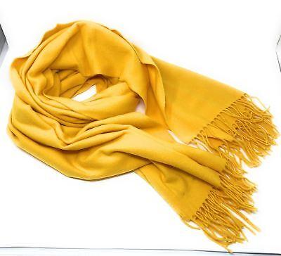 Lambswool /& Angora Fine Oversized Blanket Style Scarf//Wrap Two Tone Blue