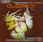 Glazunov: Symphonies Nos. 1 & 6 (CD, Apr-2003, BIS (Sweden))
