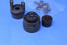 Amphenol Industrial Mil Spec Circular Connector 5 Pin Ms3116f14 5s