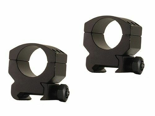 "Burris 1"" Low Xtreme Tactical PicatinnyStyle Rings Matte 420180"