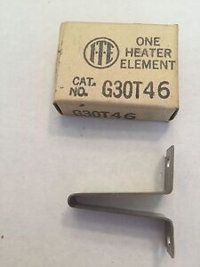 NEW IN BOX ITE HEATER ELEMENT G30T46
