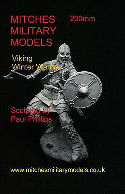200mm 1/9 Viking Warrior