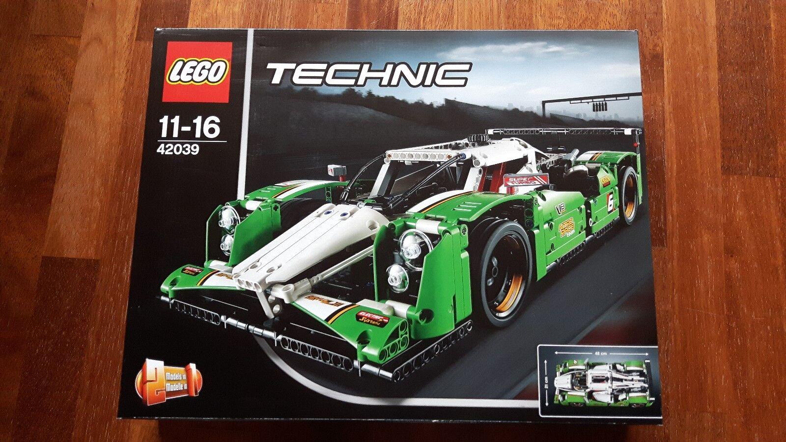 LEGO Technic Langstrecken-Rennwagen (42039) NEU OVP sehr selten