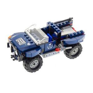1x-Lego-Set-Modele-6867-loki-039-s-Cosmic-Cube-Escape-voiture-jeep-incomplet