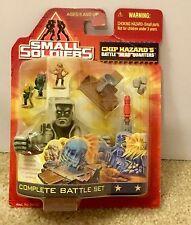 SMALL SOLDIERS Commando Elite Chip Hazard Head Quarters Battle Set Kenner  MOC