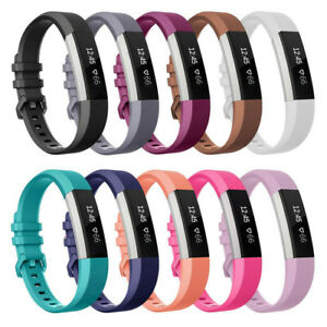 Details about Secure Wristband Strap Matching Buckle Band for Fitbit Alta  HR Fitness Tracker
