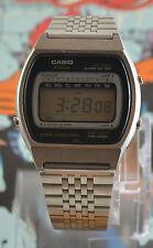 Vintage Mens Casio Casiotron 81CS-36 Digital Alarm Chronograph Watch New Batt.