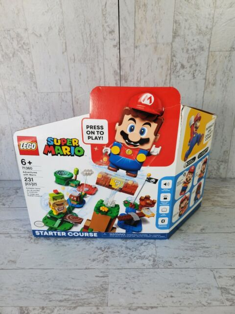 LEGO Super Mario Starter Course (71360) - No Mario / Figures