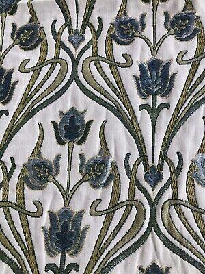 Mackintosh Nouveaux//Deco Jacquard 140cm wide Curtain//Upholstery Fabric