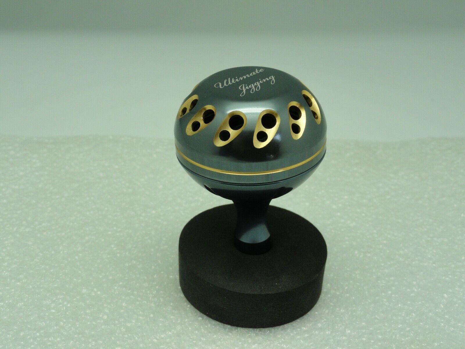 UJ PRK 45mm knob for Shimano Stella Twinpower Saragosa SW 500030000 reel GR GD