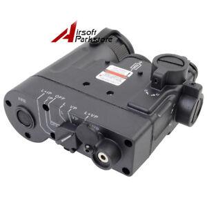 Element-DBAL-D2-Battery-Case-Red-Dot-Laser-with-LED-Flashlight-IR-illuminator-BK