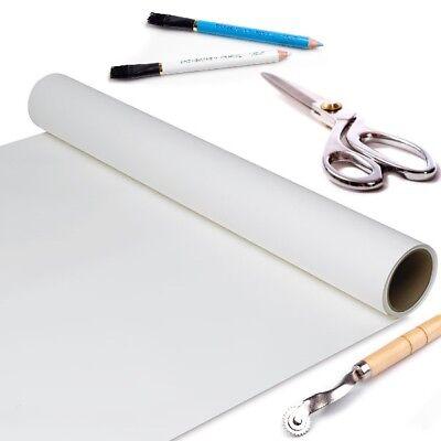 Papier für Schnittmuster Seidenpapier Schnittmusterpapier 1  x 10 Meter