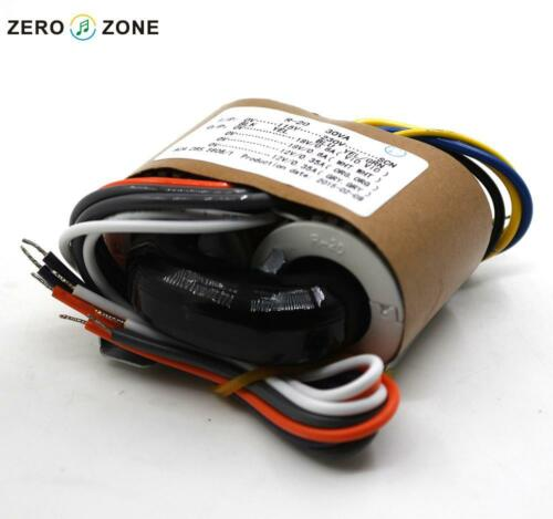 30W dual 18V+dual 12V power transformer//R-type transformer 30VA 0-115-230v
