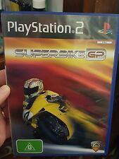 Superbike GP ( no booklet) - PLAYSTATION 2 PS2  - FREE POST