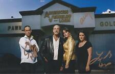 Hardcore Pawn signed autograph Detriot Tru TV Les Gold RARE COA LOOK!
