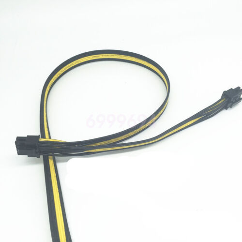 Power Cable 18AWG for Server Power Graphic Vedio Card 6+2P New Dual 8pin