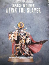 Warhammer 40K Space Wolves Ulrik the Slayer Todeswolf