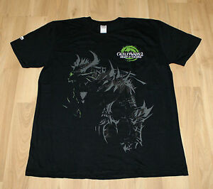 Guild Wars 2: Heart of Thorns rare Promo T-Shirt size XL - Deutschland - Guild Wars 2: Heart of Thorns rare Promo T-Shirt size XL - Deutschland