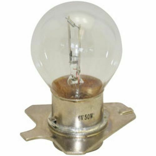 REPLACEMENT BULB FOR BATTERIES AND LIGHT BULBS 39-01-58 30W 6V