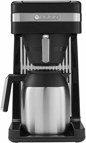 BUNN 55200 CSB3T Speed Brew Platinum Thermal Coffee Maker Stainless B13C New