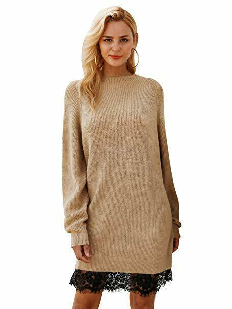 Simplee Sweater Dress