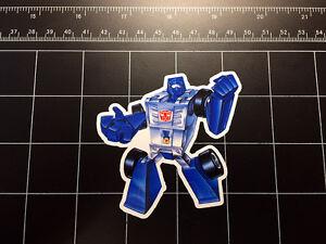 Transformers G1 Blaster box art vinyl decal sticker Autobot toy 1980/'s 80s