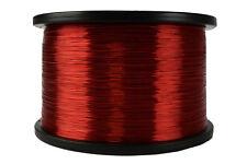 Temco Magnet Wire 26 Awg Gauge Enameled Copper 5lb 155c 6290ft Coil Winding