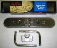 """BBQ Gas SUNBEAM Grill Replacement Part 19"""" Burner / Tube / Plate / Mount Kit"""