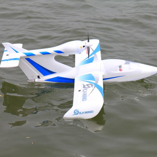 Dynam RC Airplane Seaplanes Seawind 1220mm Wingspan - PNP
