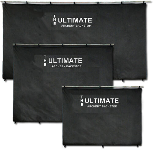 The Ultimate Archery Backstop Bow Shooting Target Back Stop 6/' x 9/' ULT0609