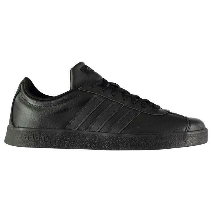 adidas VL Court Mens Trainers US 9 /3 REF 4467 New shoes for men and women, limited time discount