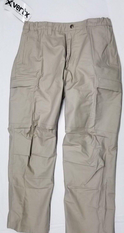 greenX ORIGINAL TACTICAL PANTS VTX1000KH, MENS KHAKI