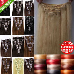 Real cheap price clip in 100 remy human hair extensions full head la foto se est cargando real cheap price clip in 100 remy human pmusecretfo Image collections