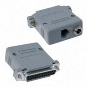 Adaptateur Port Com Rs232 Db-25-afficher Le Titre D'origine Doux Et LéGer