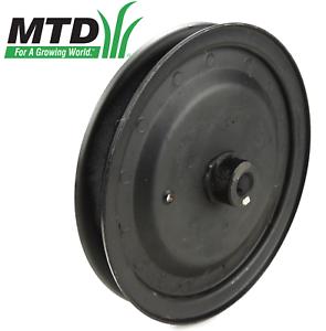 Aufsitzmäher Original Mtd Transmatic Getriebe Riemenscheibe 20cm 656-0003 Pul:v Elegantes Und Robustes Paket